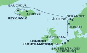 EUROPE - ICELAND (SOU/REY)