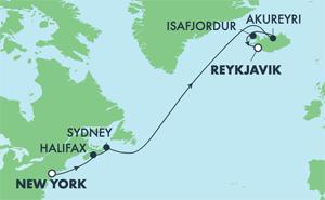 EUROPE - ICELAND (NYC/REY)