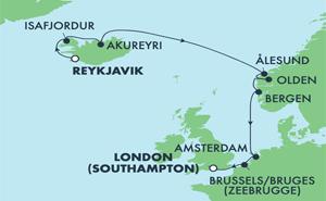 EUROPE - ICELAND (REY/SOU)