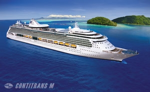 RD 9 NIGHT SOUTH PACIFIC HOLIDAY CRUISE